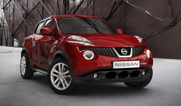 Faróis bumerangue do Nissan Juke não estão em harmonia com o resto do veículo