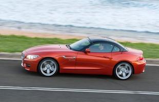 Novo BMW Z4