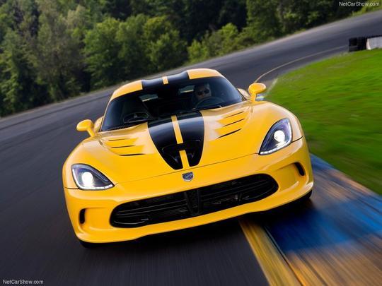 Dodge Viper SRT 2013