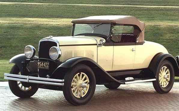Imagens do acervo do museu da Chrysler