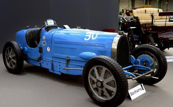 Bugatti type 54 Ex (1931)