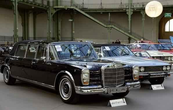 Mercedes-Benz 600 landaulet (1965)