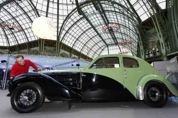 Bugatti type 57C Ex (1938)