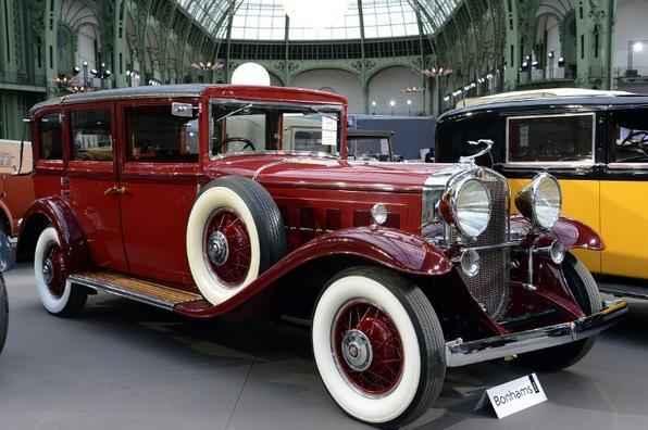 Cadillac V16 Landaulette De Luxe (1930)