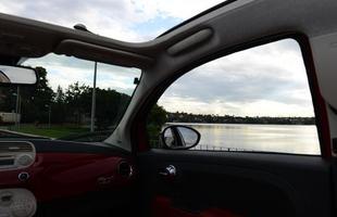 Chegamos na Pampulha. A região abriga 57 bairros e é destacada pela lagoa artificial