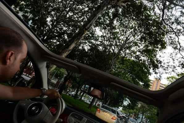 ...Estende-se para além da Avenida do Contorno, avançando em direção à Serra do Curral, ultrapassando o traçado original da cidade. Termina na Praça da Bandeira, bairro Mangabeiras, onde encontra a Avenida Bandeirantes