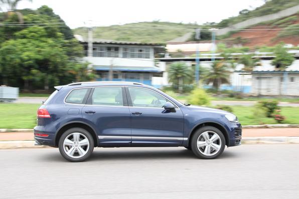 VW Touareg V8 R-Line
