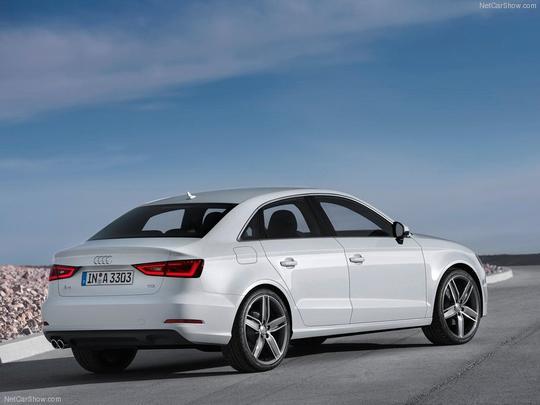 Audi A3 sedã