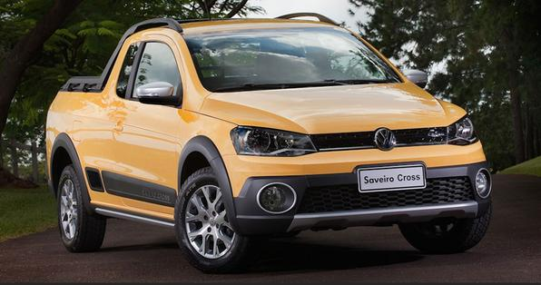 Picape compacta Saveiro ganhou o design global da marca no modelo 2014