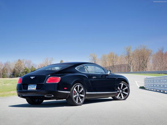 Bentley Continental GT W12 Le Mans Edition - 2014