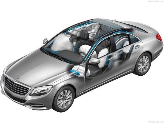 Mercedes-Benz Classe-S  2014