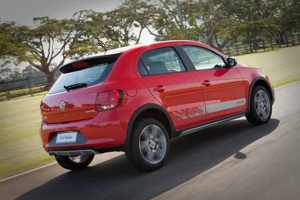 Volkswagen apresenta versão Rallye do Gol