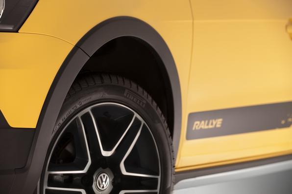 Novo Gol Rallye traz pneus 195/50 em novas rodas de 16 polegadas
