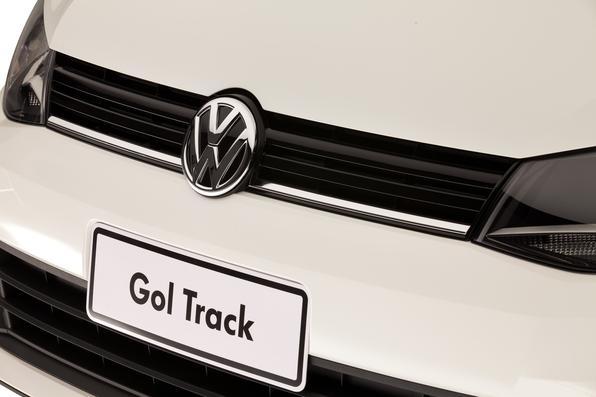 Detalhes internos e externos criam forte identidade visual no Gol Track