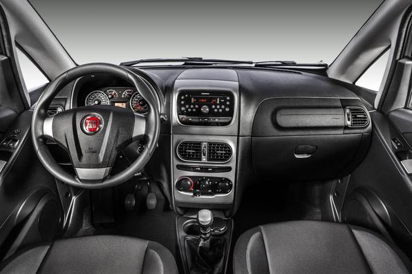 Fiat Idea agora é modelo 2014 com mais equipamentos de série