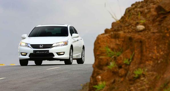 Honda Accord chega ao Brasil com preços a partir de R$ 119,9 mil