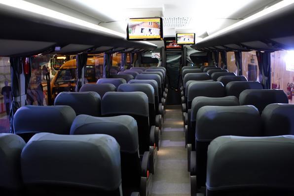 'Mosqueteiro', o novo ônibus do Corinthians