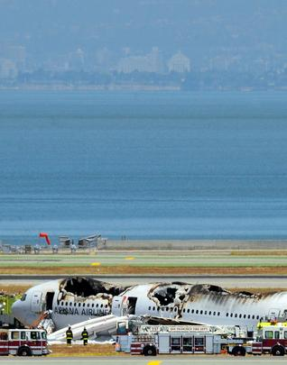 Acidente com Boeing 777 da Asiana Airlines nos EUA