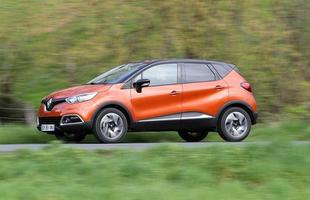 Renault Captur chega em 2014 ao Brasil para concorrer com o EcoSporte e Peugeot 2008