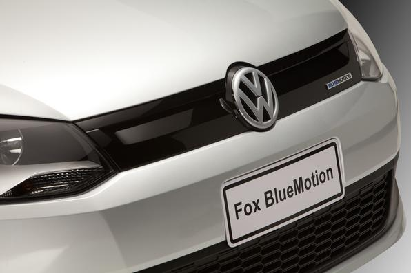 Fox Bluemotion