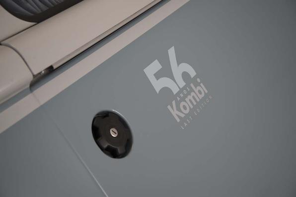Volkswagen Kombi Last Edition 2013 (Foto: Thiago Ventura/EM/D.A Press)
