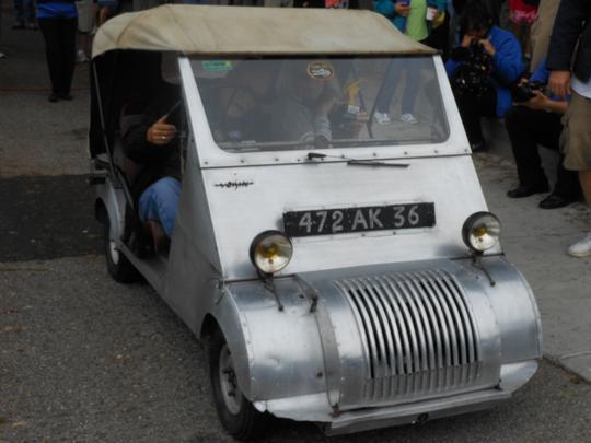 Worst of show: Voisin Biscooter de 1949
