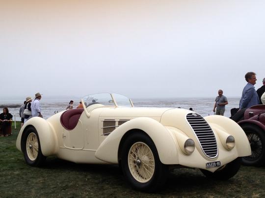 Alfa 8C 2900 1938