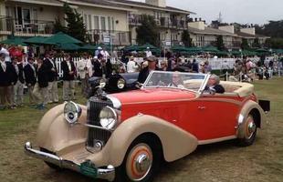 Hispano Siuza 1934 Vanvooren Cabriolet