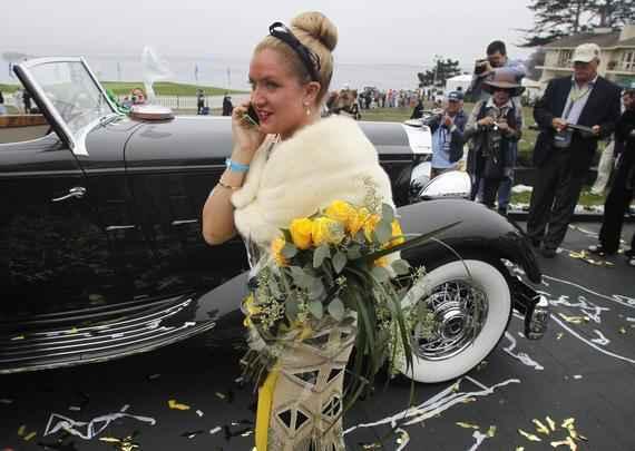 Best of Show 1934 Packard 1108 Twelve Dietrich Convertible Victoria
