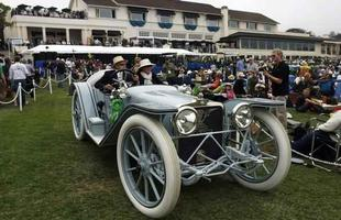 1914 American Underslung 642 Roadster