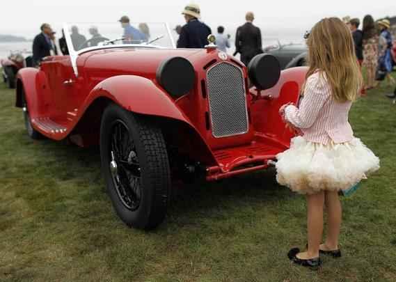1933 Alfa Romeo 8C 2300 Figoni Tourer