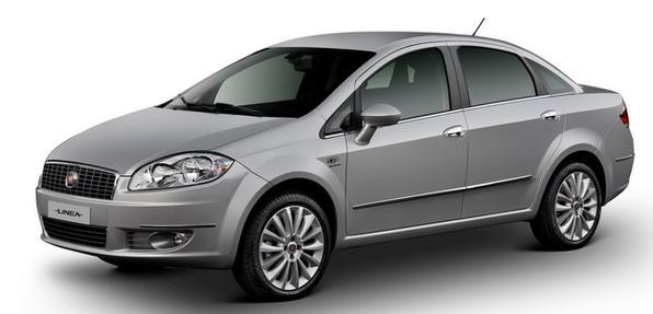 Fiat Linea chega � linha 2014 por R$ 53,1 mil: sed� ganhou piloto autom�tico e kit de parafusos antifurto para as rodas. Pre�o continua o mesmo de 2013 - Fiat/Divulga��o