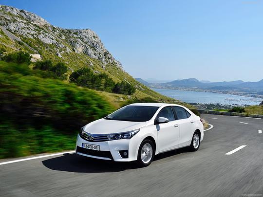 Toyota Corolla 2014 Europeu será a versão escolhida para o novo sedã no Brasil