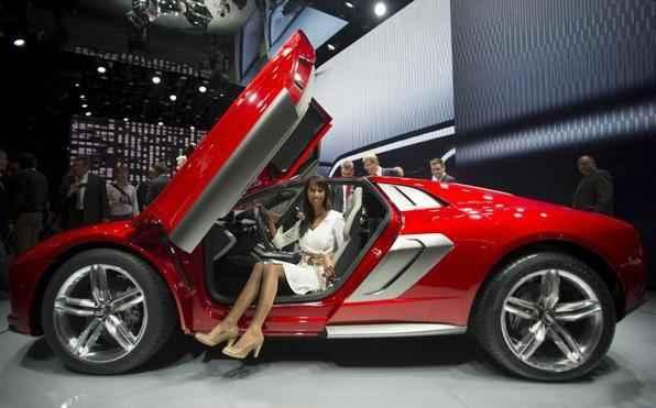 Audi Nanuk Quattro concept car