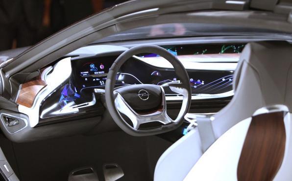 Salão de Frankfurt 2013: Opel Monza Concept