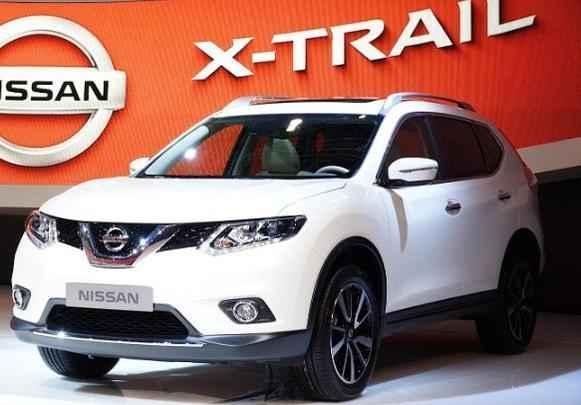 Nissan X-Trail no Salão de Frankfurt
