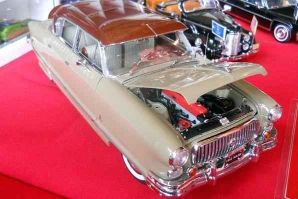 Encontro re�ne miniaturas de carros em Belo Horizonte neste s�bado
