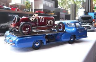 Encontro reúne miniaturas de carros em Belo Horizonte neste sábado