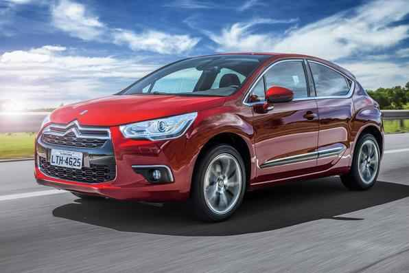 Citroën amplia sua gama de produtos no Brasil com a chegada do DS4, um hatch que mescla as características de crossover e cupê
