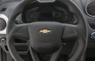 Chevrolet Montana 2014 tem mudanças visuais apenas no interior