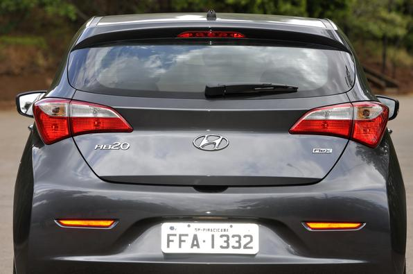 Hyundai HB20 1.0 Style