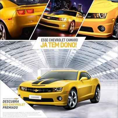 8. Chevrolet