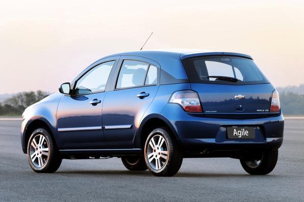 Chevrolet Agile 2013