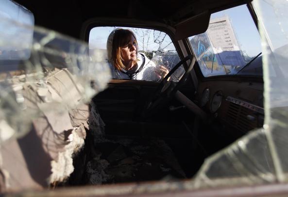 Leilão vende carros antigos zero quilômetro nos Estados Unidos