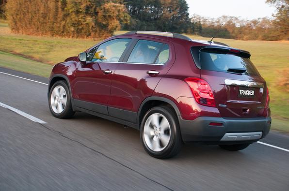 Chevrolet Tracker LTZ 2014