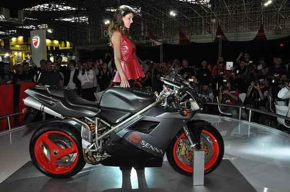 Ducati 1199 Panigale S Senna