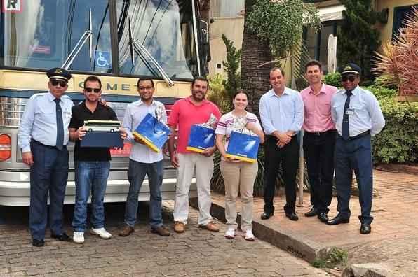 Última viagem teve confraternização para 15 vencedores do concurso e acompanhantes