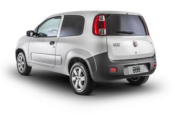 Fiat apresenta o novo Fiorino 2014  e lança o Uno Furgão por R$ 30,9 mil na Fenatran