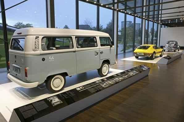 Fusca e Kombi são destaques do Brasil em museu na Alemanha