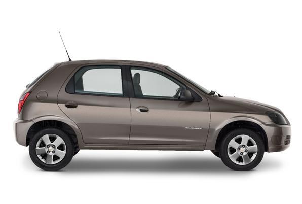 Chevrolet Celta Advantage 2014